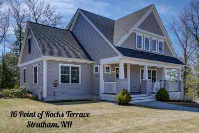 Single Family Home For Sale: 16 Point Of Rocks Terrace