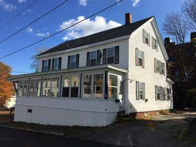 Somersworth Multi Family Home For Sale: 8 Ash Street