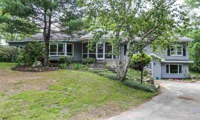 Goffstown Single Family Home For Sale: 245 Addison Road