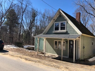 Pembroke Single Family Home Active Under Contract: 5 Kimball Street