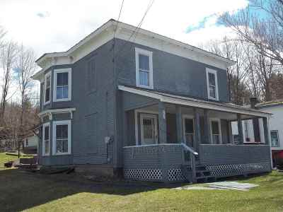 Fair Haven Single Family Home For Sale: 22 South Main Street