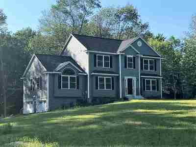 Concord Single Family Home Active Under Contract: 301 Shaker Road