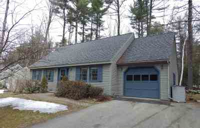Wolfeboro Condo/Townhouse For Sale: 1 Lilac Lane