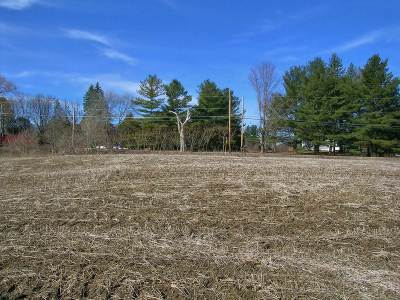 Shelburne Residential Lots & Land For Sale: 46 Mount Philo Road