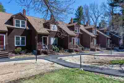 Dover Condo/Townhouse Active Under Contract: 74 Bellamy Woods
