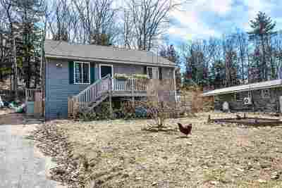 Barrington Single Family Home For Sale: 627 Berry River Road