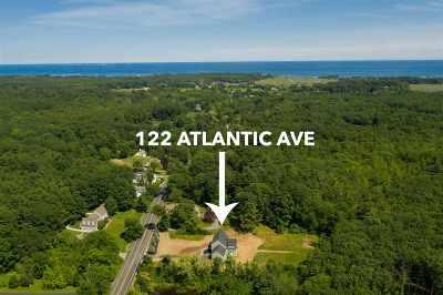 North Hampton Single Family Home For Sale: 122 Atlantic Avenue