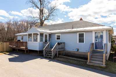 Somersworth Single Family Home For Sale: 21 Bourque Street