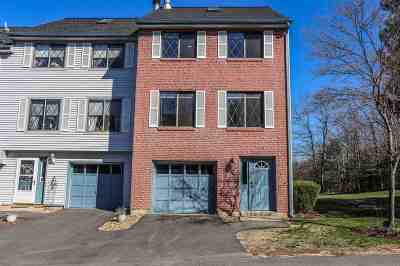 Merrimack Condo/Townhouse Active Under Contract: 8 Vanden Road