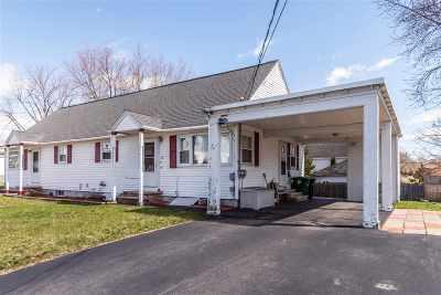 Nashua Single Family Home For Sale: 26 Balcom Street