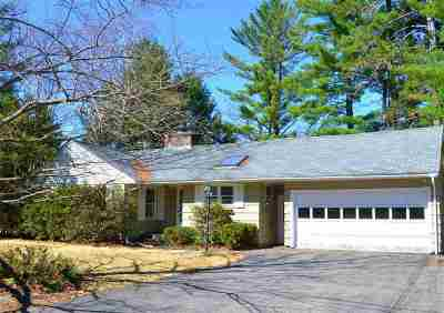 Laconia Single Family Home For Sale: 37 Wentworth Cove Road
