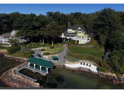 Gilford Single Family Home For Sale: 270 Edgewater Drive