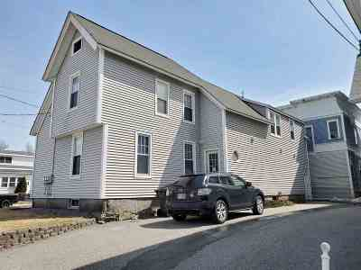 Manchester Multi Family Home For Sale: 644 Pine Street