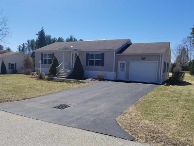 Tilton Single Family Home For Sale: 5 Timberline Drive