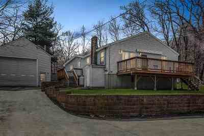 Hooksett Single Family Home For Sale: 33 Coaker Avenue