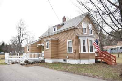 Rochester Single Family Home For Sale: 3 Broadway Street