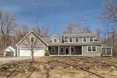 Chittenden County Single Family Home For Sale: 82 Evanson Road