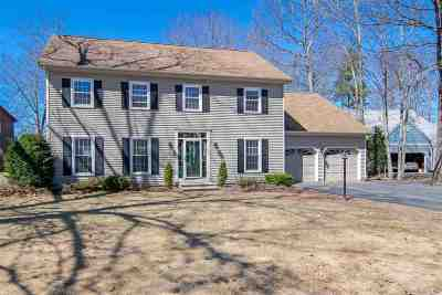 Chittenden County Single Family Home For Sale: 32 Corduroy Road