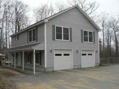 Laconia Single Family Home For Sale: 49 Hayes Road