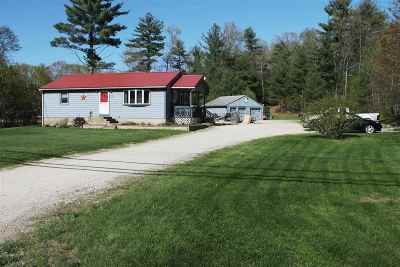 Hooksett Single Family Home For Sale: 141 Londonderry Turnpike