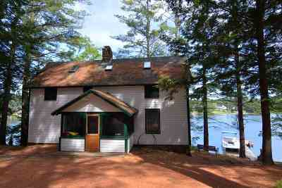 Tilton Single Family Home For Sale: 91 Silver Lake Road
