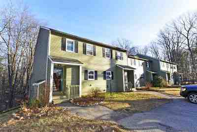 Chittenden County Condo/Townhouse For Sale: 43 Jackson Street #C1