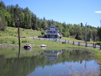 Hardwick Single Family Home For Sale: 902 Vt Rt 16
