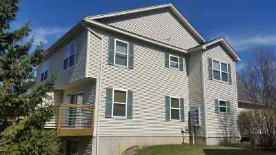 Chittenden County Condo/Townhouse For Sale: 188 Juniper Drive #23A