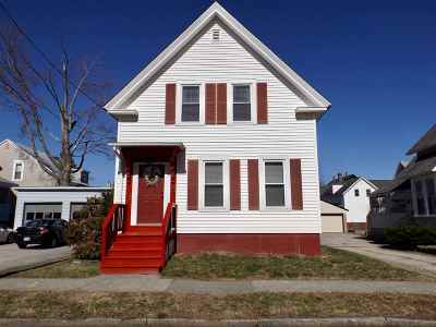 Concord Single Family Home For Sale: 11 Grove Street