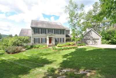 Hartford Single Family Home For Sale: 1301 Hillside Road