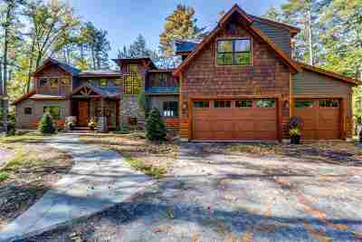 Moultonborough Single Family Home For Sale: 32 Captain's Walk Road