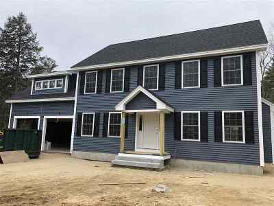 New Boston Single Family Home For Sale: 89 Susan Road
