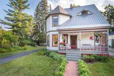 Hardwick Single Family Home For Sale: 73 West Church Street