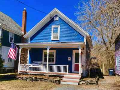 Chittenden County Single Family Home For Sale: 274 Colchester Avenue