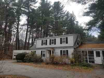 Nashua Single Family Home For Sale: 122 Manchester Street