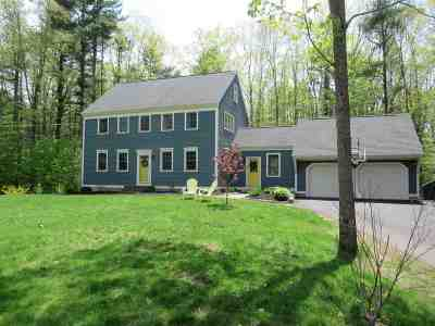 York Single Family Home For Sale: 236 Mountain Road