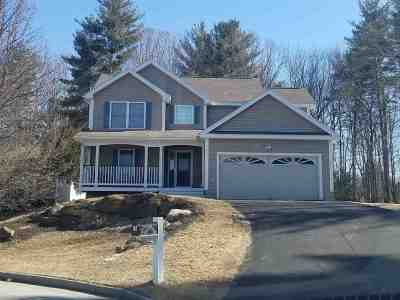 Concord Single Family Home For Sale: 16 Devinne Drive