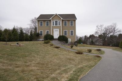 South Berwick Single Family Home Active Under Contract: 15 Schoolhouse Lane