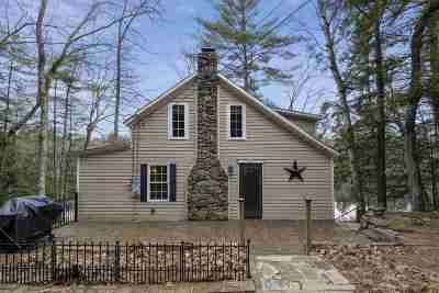 Amherst Single Family Home For Sale: 10 Damon Pond Road
