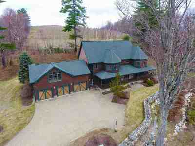 Goffstown, Manchester, Bow, Concord, Loudon, Pembroke Single Family Home For Sale: 21 Carter Hill Road