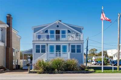 Hampton Multi Family Home For Sale: 907 Ocean Boulevard