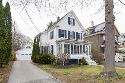 Single Family Home For Sale: 99 Orchard Street
