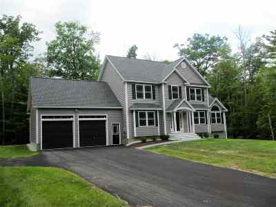 Concord Single Family Home Active Under Contract: 179 Fisk Road