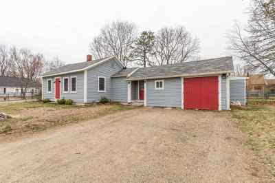 Somersworth Single Family Home For Sale: 20 Shady Lane