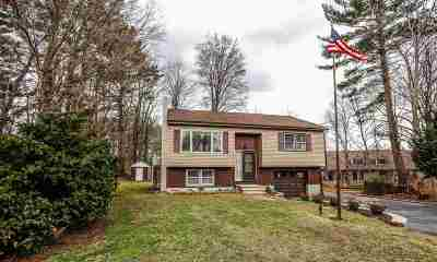 Merrimack Single Family Home For Sale: 4 Heather Circle
