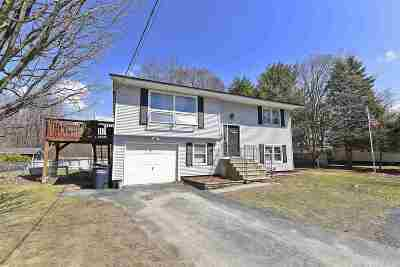Swanton VT Single Family Home For Sale: $199,900