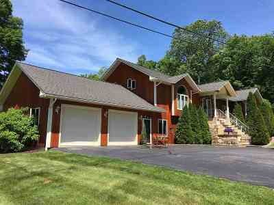 Colchester Single Family Home For Sale: 1465 East Road