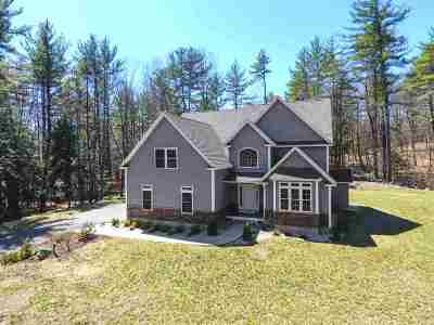 Bedford Single Family Home Active Under Contract: 7 Pulpit Road
