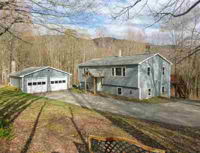 Waterbury Single Family Home Active Under Contract: 120 Worcester View Road