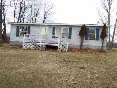 Grand Isle County Single Family Home For Sale: 2773 Lakeview Drive